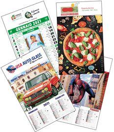 Stampa ❤️ Calendari e Agende Online 2021 Personalizzati | AGM