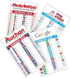 Calendario 2020 Mensile Da Stampare Gratis.Stampa Calendari E Agende Online 2020 Personalizzati Agm