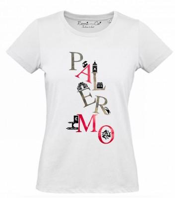 afec4339c8 t-shirt Palermo personalizzata RomiandCo stampata € 19,90