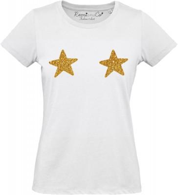 T-shirt Stelle