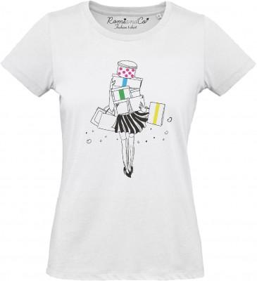 T-shirt Fashion Girl