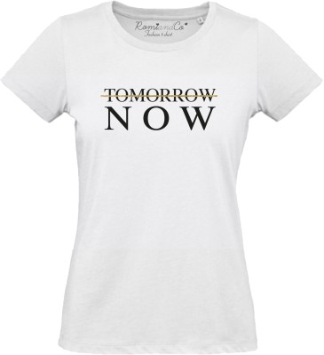 T-shirt Tomorrow Now