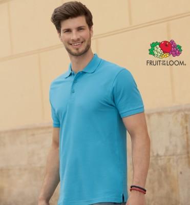 Polo in cotone Fruit Premium