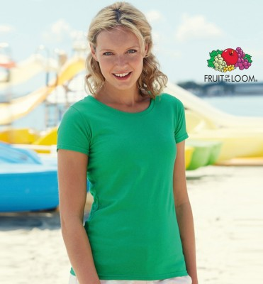 T-shirt Fruit Valueweight Lady
