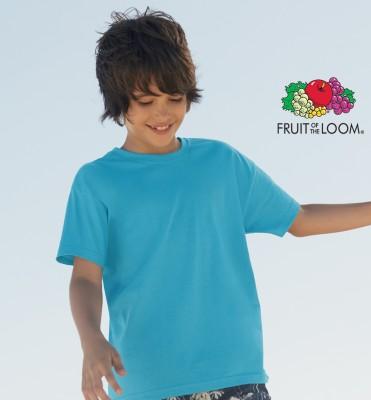T-shirt Fruit Valueweight Bimbo