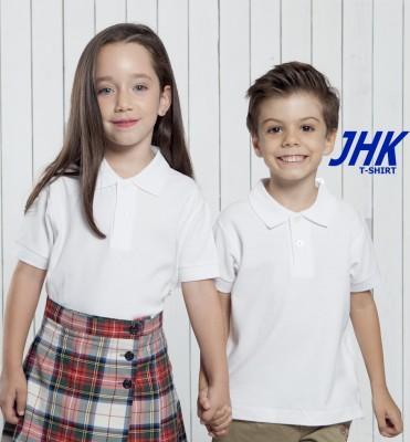 Polo JHK Manica Corta Kid