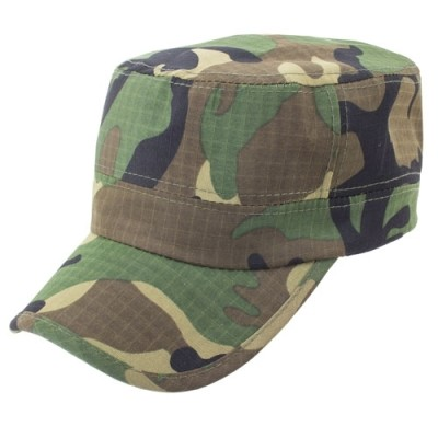 Cappello Camouflage - T-133