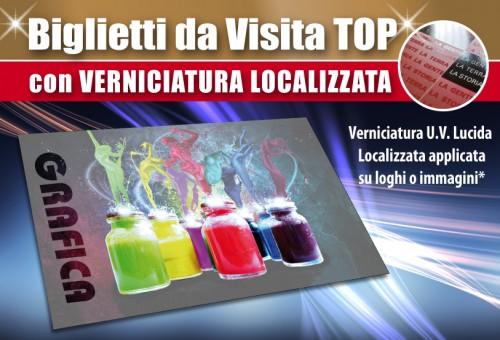 Biglietti da Visita vernice lucida Localizzata - 004