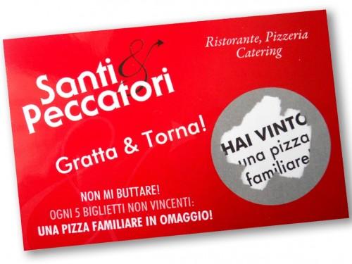 Biglietto Maxi - Scratch Off Gratta e Vinci