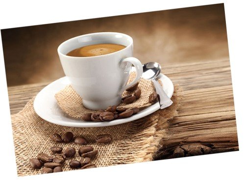 Biglietti da visita profumato al Caffè