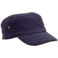 Cappello invernale in pile - Navy - 3224