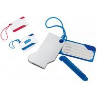 Badge bagagli con penna - TM101