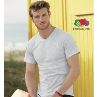 T-shirt Fruit collo V