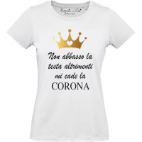 T-shirt Non Abbasso la Testa