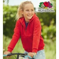 Felpe Bimbo Cappuccio Fruit