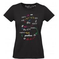 T-shirt Fatti Un Giro nella mia Testa