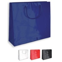 Sacchetti carta - Linea Lux Gloss 14x7x14