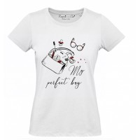 T-shirt My Perfect Bag - Maglietta moda donna