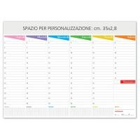 Calendario 2020 Settimanale Da Stampare.Stampa Agende Giornaliere Settimanali Personalizzate 2019