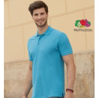 Polo in cotone Fruit Premium