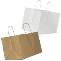 Sacchetti carta - Linea Take Away 32x16x35