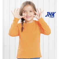 T-shirt JHK Kid Manica Lunga