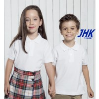 Polo JHK Manica Corta Kid