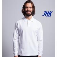 Polo JHK Manica lunga Regular LS