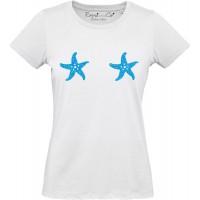 T-shirt Stelle Marine