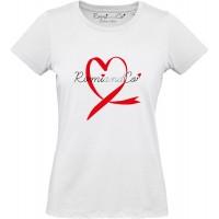 T-shirt Cuore RomiandCo