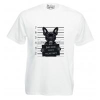 T-shirt Police Dept