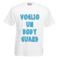 VOGLIO UN BODYGUARD